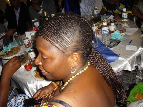 Out and About: Protective Hairstyles in West Africa