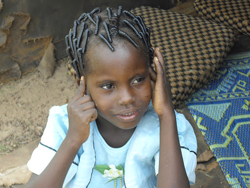 Out and About: Protective Hairstyles in West Africa | ZedHair
