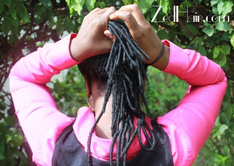 Style Guide - Braided Up-do Part Two