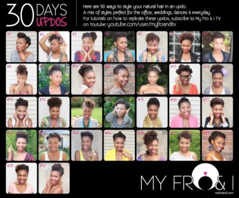 MyFroAndI 30 do's in 30 days