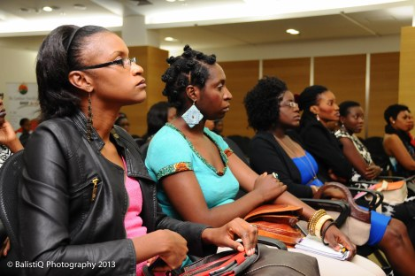 The theme of the show was, 'come and learn about healthy hair care and practices, whether your hair is natural relaxed or locked'.
