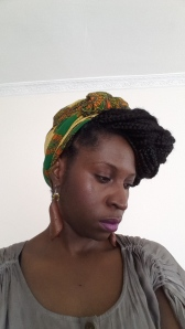 Box Braids are easy to install and undo. They are also relatively easy to clean and condition.