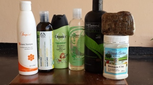 There are various methods that can be used to cleanse the scalp and hair.