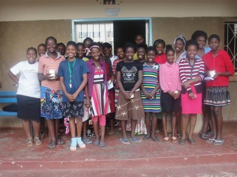 The 2014 Kasisi Girls