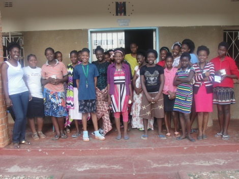 Mwanabibi and the Girls