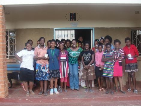 Masuka and the Girls