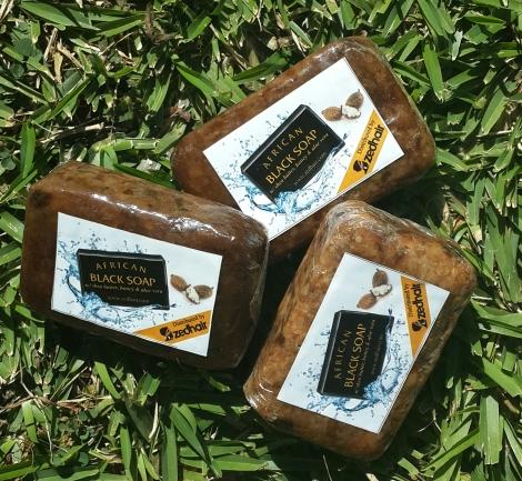 ZedHair African Black Soap