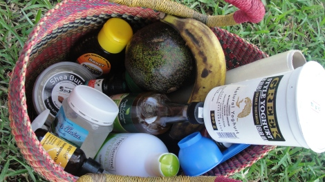 Wanna join the Maximum Hydration Method Challenge? This is what your shopping basket will look like