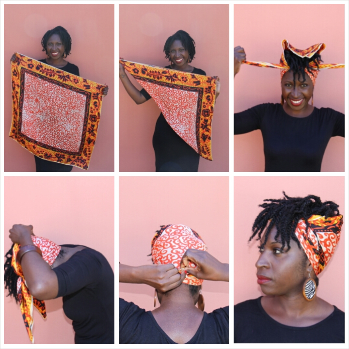 Protective Style Challenge Week 19 All About Scarves