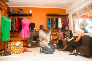 Many of the meetings took place at Kutowa Designs store in Kalundu,  Lusaka.