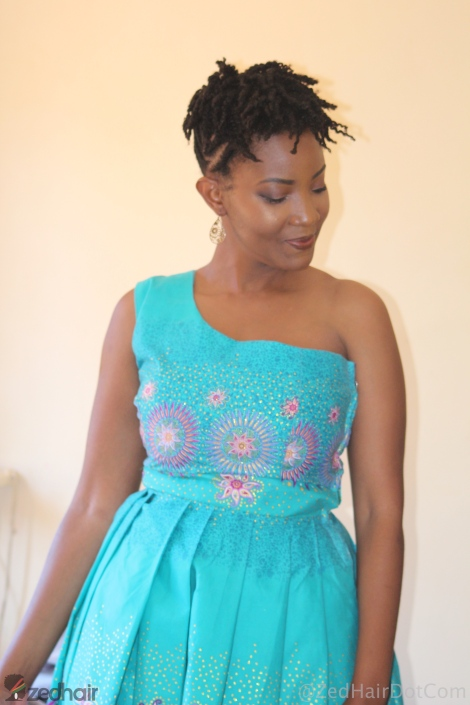 Flat Twist and TST Updo by NAS for the Chilanga Mulilo by The Female Photographer